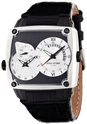 Arca [アルカフトゥーラ FUTURA 腕時計 クォーツ AFSU-E1BL1BK メンズ