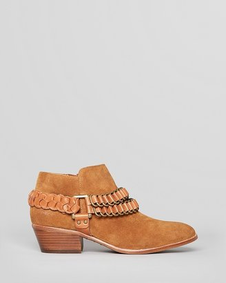 Sam Edelman Booties - Posey with Chain Strap