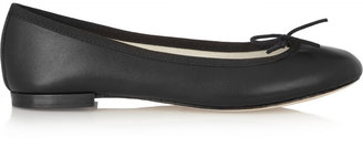 Repetto The Cendrillon Leather Ballet Flats