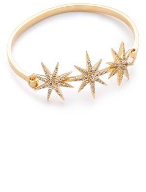 Elizabeth and James Northern Star Hinge Bracelet