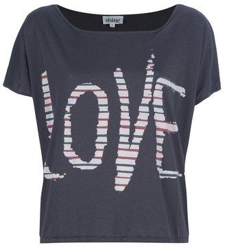 Shine Printed T-Shirt