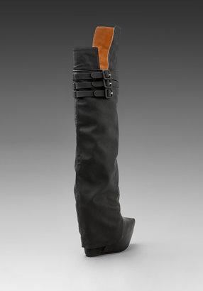 Jeffrey Campbell Zealot Wedge Boot