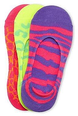 JCPenney 3-pk. Liner Socks