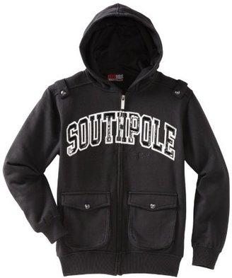 Southpole Kids Boys 8-20 Fashion Logo Military Hoodie