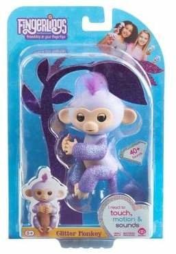 Fingerlings KiKi Monkey Toy