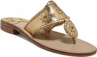 Jack Rogers Classic Hamptons Flat Sandals