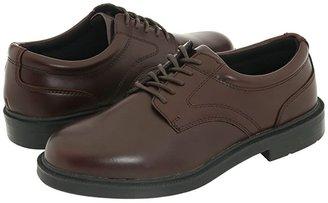 Deer Stags Times Comfort Oxford (Black) Men's Dress Flat Shoes