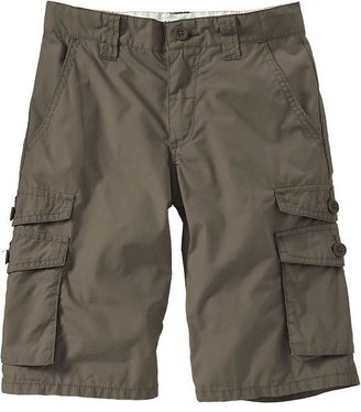 Old Navy Boys Double Pocket Cargo Shorts