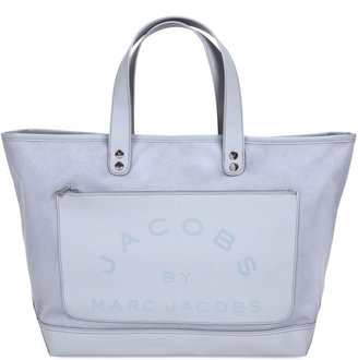 Marc Jacobs SPECIAL Laminated Twill Jacobs Tote - Medium