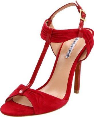 Charles David Women's Society T-Strap Sandal