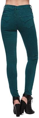 Bullhead Denim Co High Rise Skinniest Jeans