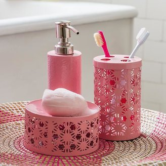 Wildflower Toothbrush Holder