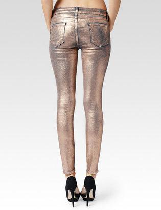 Paige Verdugo Ultra Skinny - Rose Gold Coating
