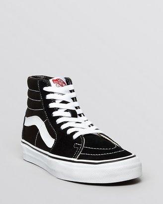Vans Unisex SK8 High Top Sneakers $65 thestylecure.com