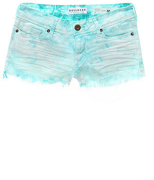 Bullhead Black DIY Tumble Dye Shorts
