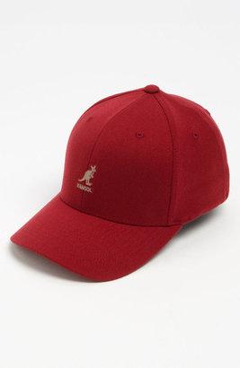 Kangol Wool Blend Baseball Cap