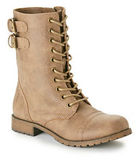"Rampage Jacen"" Combat Boots"