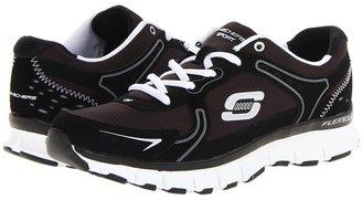 Skechers Responsive (Black) - Footwear