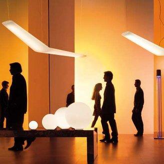 Artemide Lighting Mouette Symmetrical Suspension Light