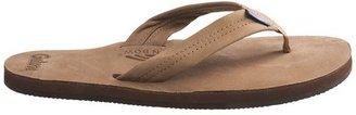 Rainbow College Flip-Flop Sandals - Leather (For Women)