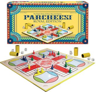 University Games Parcheesi Royal Edition
