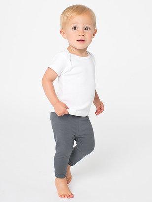 American Apparel Infant Cotton Spandex Jersey Legging