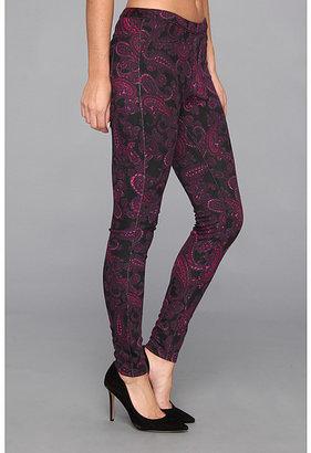 Hue Paisley Jeans Legging
