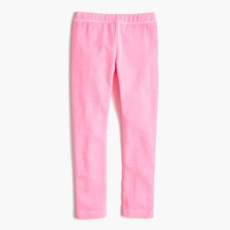 J.Crew Girls' everyday leggings