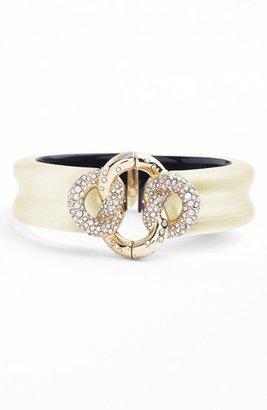 Alexis Bittar 'Lucite® - Mod' Knot Bracelet