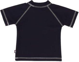 City Threads Rash Guard Tee Shirt-Blue