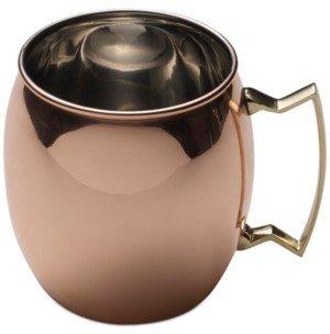Mikasa Moscow Mule 16 oz. Copper Plain Mug