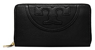 Tory Burch All-T Zip Continental Wallet