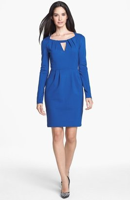 French Connection 'Marie' Ponte Knit Sheath Dress