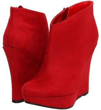 Michael Antonio Cane (Red) - Footwear