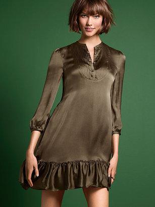 Victoria's Secret Pintuck Dress