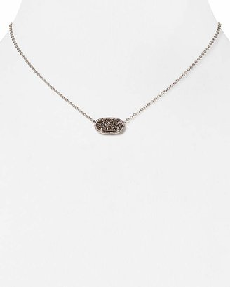 "Kendra Scott Elisa Drusy Necklace, 15"" $65 thestylecure.com"