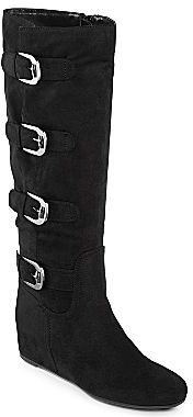 JCPenney Studio Paolo® Ice Buckle Boots