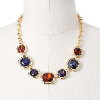 Dana Buchman gold tone necklace
