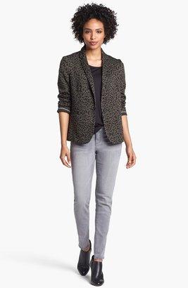 Olivia Moon Knit Blazer Medium