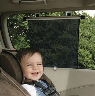 Safety 1st Complete Coverage Deluxe Roller Shade - 2 pk