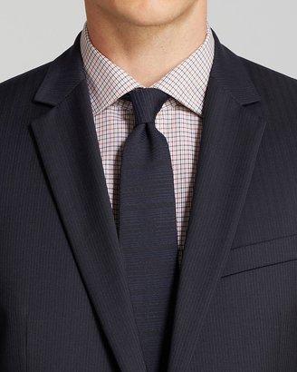HUGO BOSS HUGO Amaro Heise Textured Stripe Suit - Slim Fit