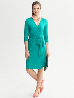 Banana Republic Gemma Wrap Dress