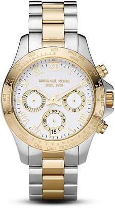 MICHAEL Michael Kors Two-Tone Watch, 38mm