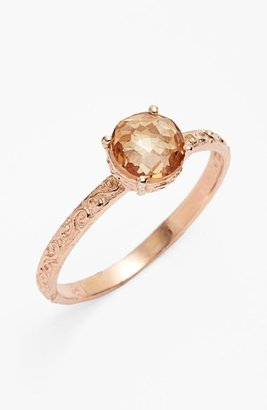 Suzanne Kalan KALAN by Cushion Stone Filigree Ring