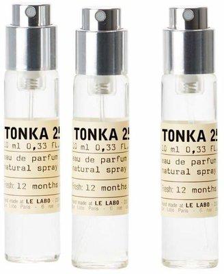 Le Labo Tonka 25 Eau De Parfum Travel Tube Refills