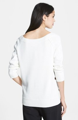 Kate Spade 'toucan' Slouchy Sweater