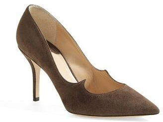 Paul Andrew 'Kimura' Pointy Toe Leather Pump (Women)