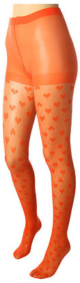 Kate Spade Heart To Heart Tights