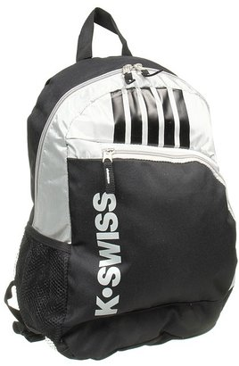 K-Swiss Backpack (Black) - Bags and Luggage