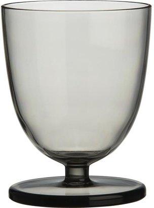 Crate & Barrel Rhode Acrylic Goblet